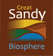 Great Sandy Biosphere Logo
